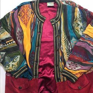 Vintage COOGI cardigan (womens)